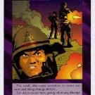 Illuminati Mercenaries New World Order Game Trading Card