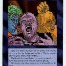 Illuminati New Blood New World Order Game Trading Card