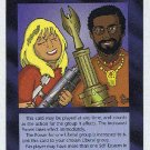 Illuminati Self-Esteem New World Order Game Trading Card