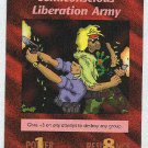 Illuminati Semiconscious Liberation Army NWO Game Card