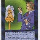 Illuminati Stock Split New World Order Game Trading Card