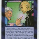 Illuminati Straighten Up New World Order Game Trading Card