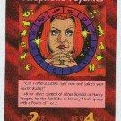 Illuminati Telephone Psychics New World Order Game Card