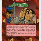 Illuminati Wall Street New World Order Game Trading Card