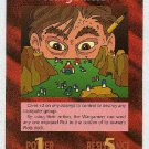 Illuminati Wargamers New World Order Game Trading Card