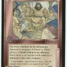 Middle Earth A Friend Or Three Wizards Limited Game Card
