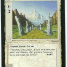 Middle Earth Dunharrow Wizards Limited Rare Game Card