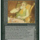 Middle Earth Call Of Home Wizards Limited Game Card