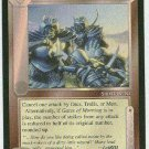 Middle Earth Dark Quarrels Wizards Limited Game Card