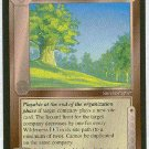 Middle Earth Fair Travels In Wilderness Wizards Game Card