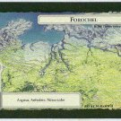 Middle Earth Forochel Wizards Limited Game Card
