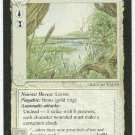 Middle Earth Gladden Fields Wizards Limited Game Card