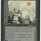 Middle Earth Gloom Wizards Limited Black Border Game Card