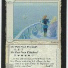 Middle Earth Grey Havens Wizards Limited Game Card