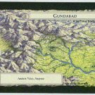 Middle Earth Gundabad Wizards Limited Game Card