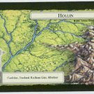 Middle Earth Hollin Wizards Limited Black Border Game Card
