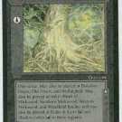 Middle Earth Huorn Wizards Limited Black Border Game Card