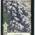 Middle Earth Imlad Morgul Wizards Limited Game Card