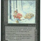 Middle Earth Long Winter Wizards Limited Black Border Game Card