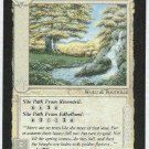 Middle Earth Lorien Wizards Limited Black Border Game Card