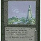 Middle Earth Lost In Border-lands Wizards Limited Game Card