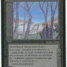 Middle Earth Night Wizards Limited Black Border Game Card