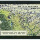 Middle Earth Northern Rhovanion Wizards Limited Game Card