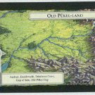 Middle Earth Old Pukel-land Wizards Limited Game Card