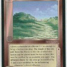 Middle Earth Old Road Wizards Limited Game Card