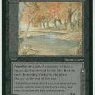 Middle Earth River Wizards Limited Black Border Game Card