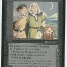 Middle Earth Weariness Of The Heart Wizards Game Card
