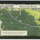 Middle Earth Woodland Realm Wizards Limited Game Card