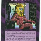 Illuminati Center For Weird Studies NWO Game Trading Card