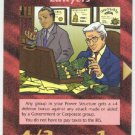 Illuminati Lawyers New World Order Game Trading Card