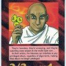 Illuminati Moonies New World Order Game Trading Card