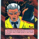 Illuminati Moral Minority New World Order Game Trading Card