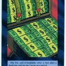 Illuminati Payoff New World Order Game Trading Card