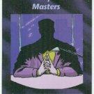 Illuminati The Corporate Masters New World Order Game Card