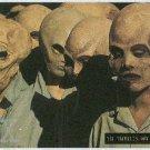 X-Files Season 3 #58 Parallel Card Silver Bar Xfiles