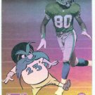 Comic Ball Series 4 Hologram Card Sam, Jerry Rice