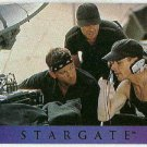 Stargate 1994 Adventure #AS-4 Chase Card Radio Contact