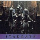 Stargate 1994 Adventure #AS-5 Card The Pharaoh's Guards