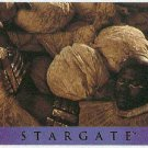 Stargate 1994 Adventure #AS-7 Chase Card Horus Morphs