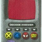 Marvel Vision 1996 Encryptalyzer Decoder Card