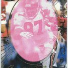 1996 Pacific Cornelius Bennett #6 Gold Foil Cel Football Card