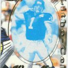1996 Pacific Warren Moon #59 Gold Foil Cel Football Card