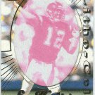 1996 Pacific Stan Humphries #84 Gold Foil Cel Football Card