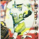 1996 Pacific Frank Sanders #4 Litho Football Card