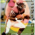 1996 Pacific Bobby Engram #18 Litho Football Card