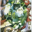 1996 Pacific Mario Bates #64 Litho Football Card